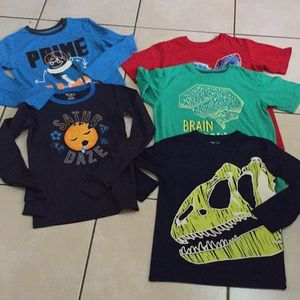 Boy Pajamas Tops bundle
